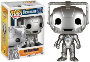 Funko Pop Doctor Who Cyberman  #224