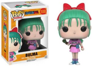 Funko Pop DragonBall Bulma #108