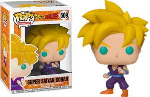 Funko Pop - Dragon Ball Super Saiyan Gohan  #509 Exclusivo