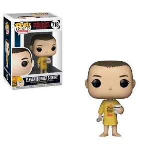 Funko Pop! Eleven (Burger T-Shirt)  #718