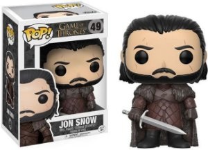 Funko Pop Game of Thrones Jon Snow #49