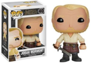 Funko Pop Game of Thrones Jorah Mormont #40