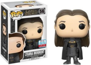 Funko Pop Game Of Thrones - Lyanna Mormont Exclusivo New York Comic Con #56