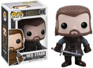 Funko Pop Game of Thrones Ned Stark #02