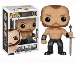 Funko Pop Game of Thrones The Mountain #31