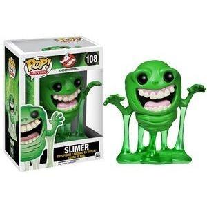 Funko Pop Ghostbusters Slimer #108