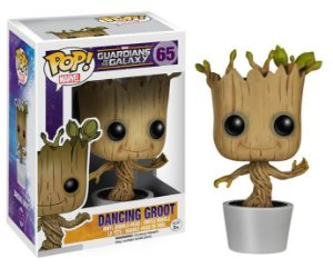 Funko Pop Guardians Of The Galaxy :  Groot # 65