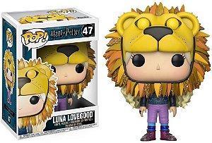 Funko Pop Harry Potter Luna Lovegood - w/ Lion Hat #47