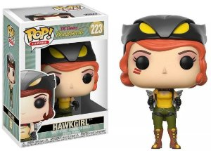 Funko Pop Heroes: Bombshells - Hawkgirl #223