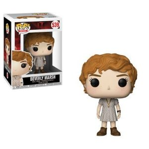 Funko Pop It Movie Beverly Marsh Pennywise #539