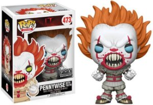 Funko Pop It Pennywise With Teeth #473