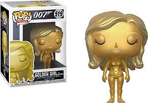 Funko Pop James Bond 007 - Golden Girl #519