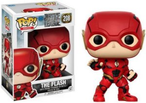 Funko Pop Justice League The Flash #208