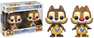 Funko Pop Kingdom Hearts Chip And Dale - Tico e Teco #2Pack