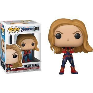 Funko Pop Marvel: Avengers - Captain Marvel #459