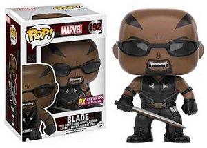Funko Pop Marvel Blade Exclusivo PX Previews #192