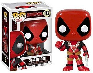 Funko Pop Marvel Deadpool #112