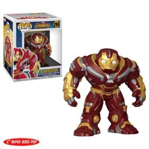 Funko Pop Marvel: Hulkbuster (Infinity War)-#294