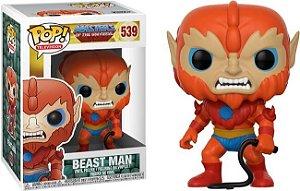 Funko Pop Masters of The Universe: Beast Man #539
