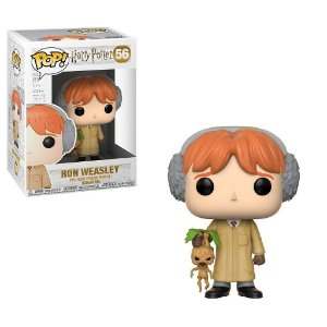Funko Pop Movies: Harry Potter - Ron (Herbology) #56