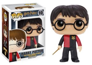 Funko Pop Movies: Harry Potter Triwizard #10
