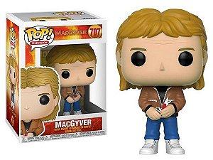 Funko Pop Movies: MacGyver - MacGyver #707