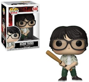 Funko Pop Movies: Stephen King's It - Richie Tozier with Bat #540