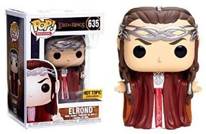 Funko Pop Movies: The Lord of The Rings - Elrond #635