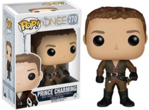 Funko Pop Once Upon A Time - Prince Charming #270
