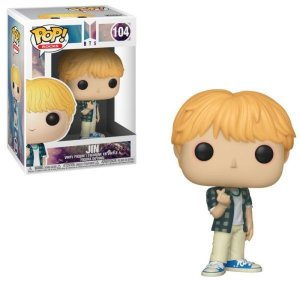 Funko Pop Rocks: BTS -  Jin #104