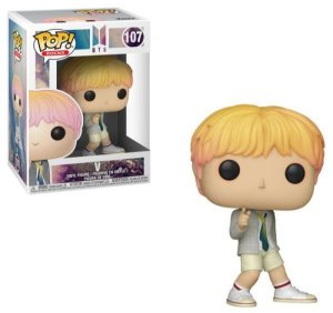 Funko Pop Rocks: BTS - V #107