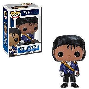 Funko Pop Rocks: Michael Jackson - Michael Jackson #26