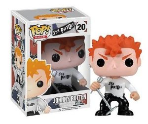 Funko Pop Rocks: Sex Pistols - Johnny Rotten #20