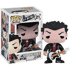 Funko Pop Rocks: Sex Pistols - Sid Vicious #21