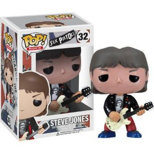 Funko Pop Rocks: Sex Pistols - Steve Jones #32