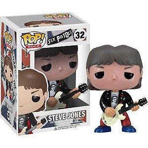 Funko Pop Rocks: Sex Pistols - Steve Jones #32