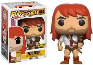 Funko Pop Son Of Zorn - Zorn Office Attire Exclusivo Hot Topic #404