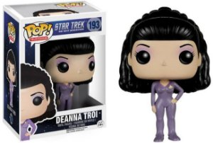 Funko Pop Star Trek Deanna Troi #193
