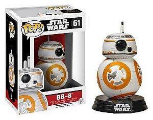 Funko Pop Star Wars BB-8-#61