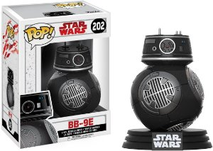 Funko Pop Star Wars BB-9E-#202