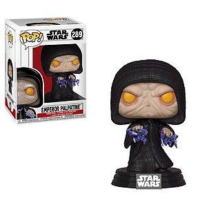Funko Pop Star wars Emperor Palpatine  #289