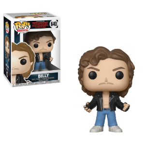 Funko Pop Stranger Things Billy #540