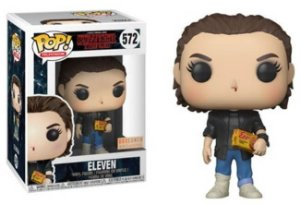 Funko Pop Stranger Things Eleven - Punk Exclusivo Box Lunch #572