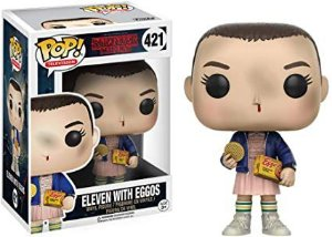 Funko Pop Stranger Things Eleven w/ Eggos #421