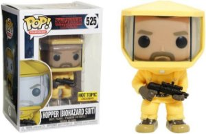 Funko Pop Stranger Things Hopper Biohazard Suit Hot Topic Exclusive #525