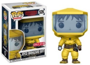 Funko Pop Stranger Things Joyce Biohazard Suit Target Exclusive #526