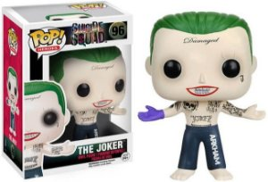 Funko Pop Suicide Squad The Joker #96