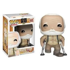 Funko Pop Television: The Walking Dead - Hershel Greene #153