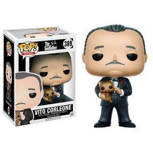 Funko Pop The Godfather Vito Corleone #389