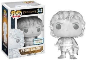 Funko Pop The Lord Of The Rings - Frodo Baggins Exclusivo Barnes & Noble #444